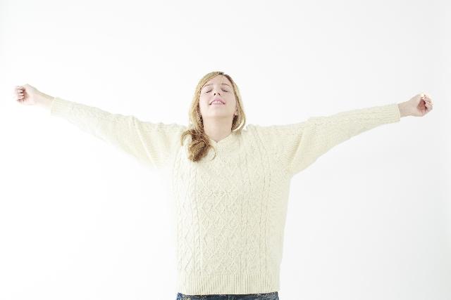 呼吸を意識するだけで、ダイエット効果アップ!