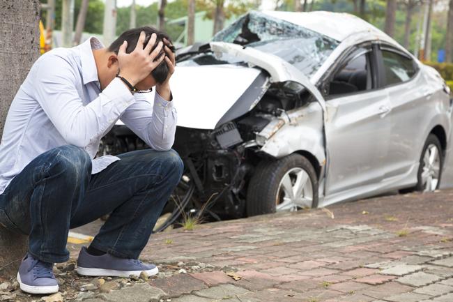 交通事故にあったとき、5つのすべきコト